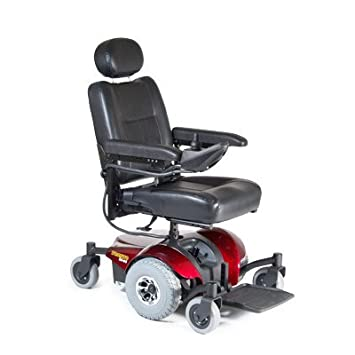 Amazon.com: Invacare m41sr Pronto M41 Power Silla De Ruedas ...