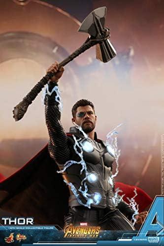 Hot Toys 1//6 MMS474 Avengers Infinity War Thor Stormbreaker
