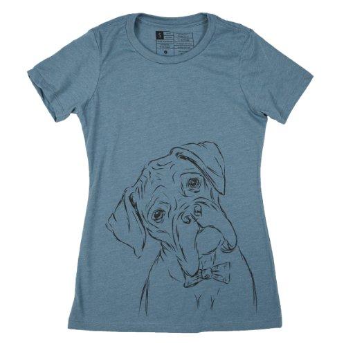 Boxer Womens T-shirt - 1