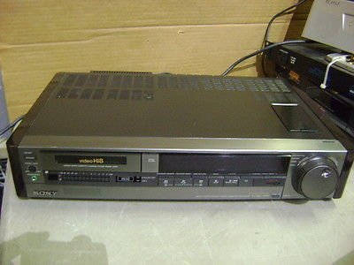 Amazon com: Sony Ev-S900 Vcr Hi8 Video Cassette Recorder Pro Edit