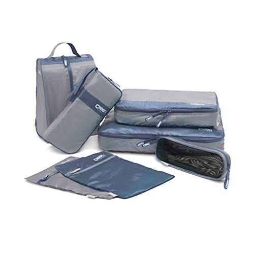 Chooci Packing Cubes for Travel Luggage Organizers Zip