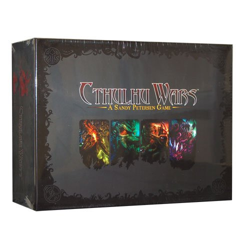 Petersen Games Cthulhu Wars Strategy Board Game from Petersen Games