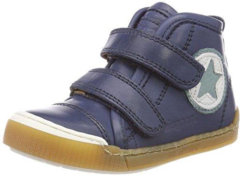 Bisgaard 40705118, Zapatillas Altas Unisex Niños Blau (600-1 Navy)