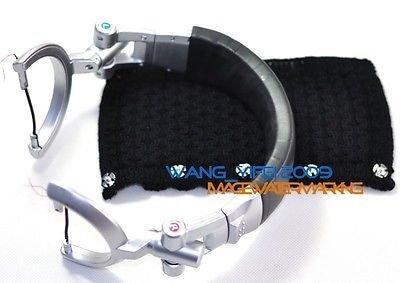 Hand Woven Pure Wool - FidgetFidget Repair Part Headband Cushion & Hooks For Sony MDR V700 Z700 V500 DJ Headphone