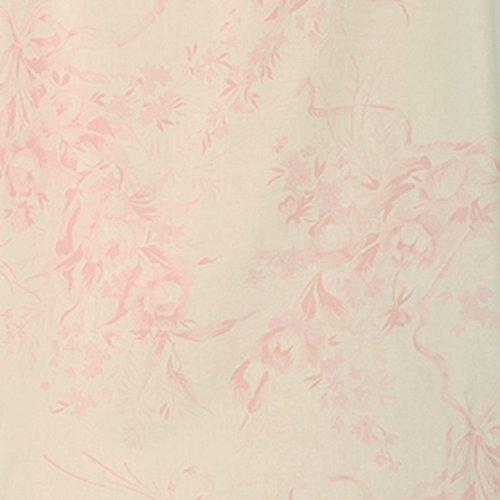 Heaven Sent Girl Floral Print Fabric, Pink ()