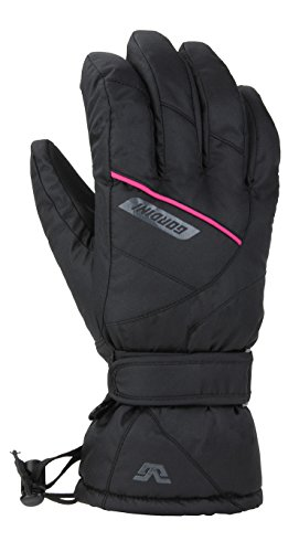 Gordini Women's Women's Ultra Dri-max Gauntlet V Waterproof Insulated Gloves, Black, Medium ()