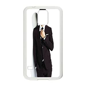 Tyquin Theo James for Samsung Galaxy S5 Cases Theo James, [White]