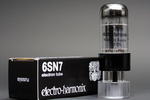 6SN7GT EH 4本マッチ 高ゲイン 真空管PX13   B002U1XP40