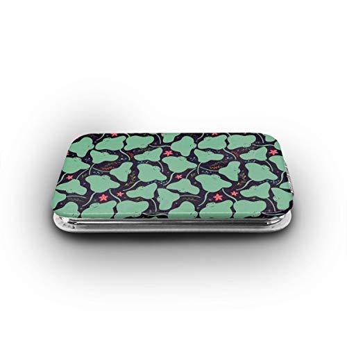 Cookfun Kawaii Sting Ray Makeup Mirror Mini Pocket Mirror (Rectangle)]()