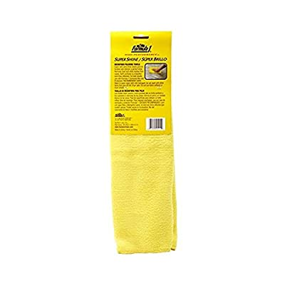 Formula 1 Super Shine Microfiber Towels, 2 Pac, Case of 12: Automotive