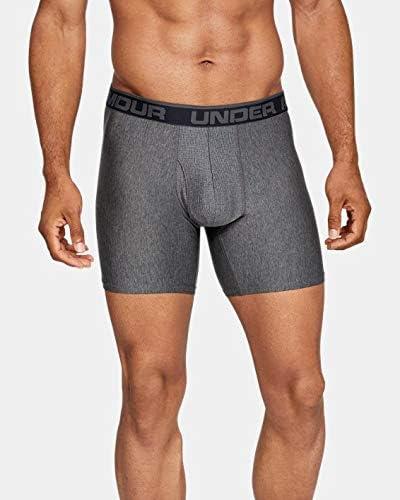 Confezione da 2 Under Armor da Uomo 6 Pollici Boxerjock