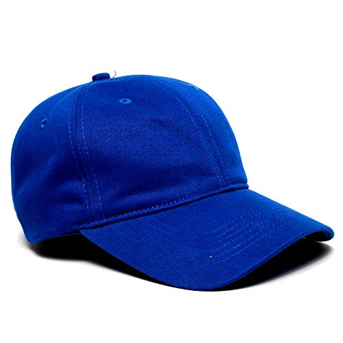 Pacific Headwear - 201C | Brushed Cotton Twill Buckle Back Hat (12 Pack)