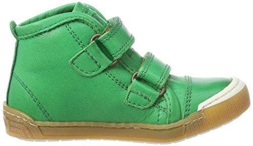 Bisgaard 40705118, Zapatillas Altas Unisex Niños Grün (1000 Green)