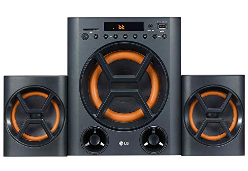 LG – LK72BE Boom Blastic Multimedia Speakers (Black)