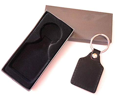 Porte-cl/és Luxury Acier//Simili-Cuir Citro/ën//DS