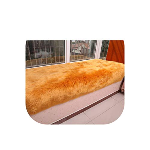 - Solid Long Fur Sofa Cover Fluffy Fake Fur Sectional Slipcovers Canape Couch Furniture Cover,Camel Per Pic,90Cm210Cm 1Piece