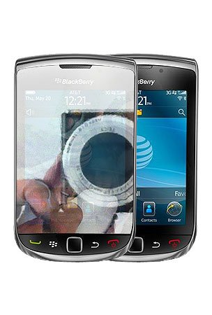 Mirror Screen Protector for BlackBerry Torch 9800 AT&T