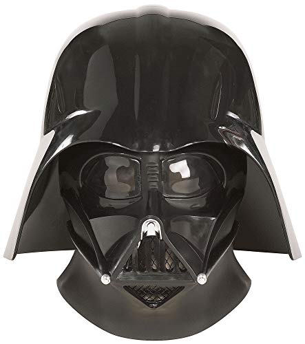 Star Wars Ep3 Darth Vader Collectors Helmet,Black,One Size Costume
