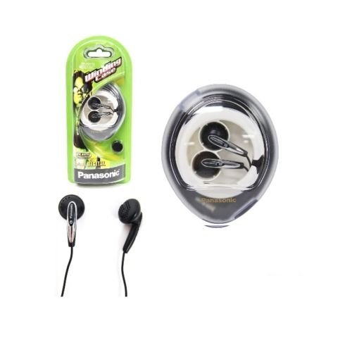 Panasonic RP-HV172/In-Ear Earbud Stereo/XBS bass sound