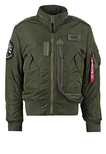 Dark Alpha saison Green Mi Veste Black Engine Industries nPYxnq61