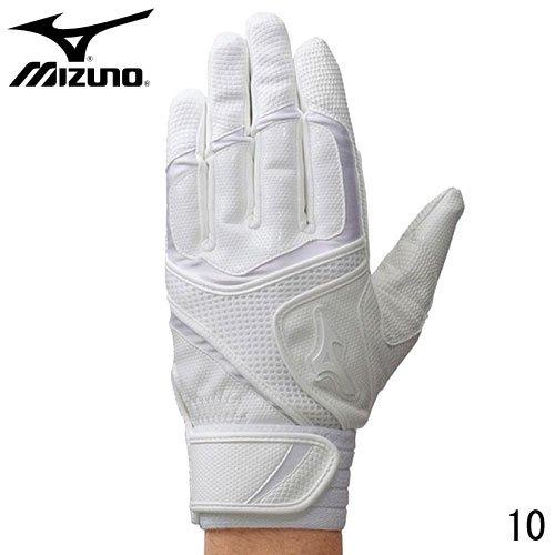 MIZUNO(ミズノ) ベースボール バッティンググローブ ノック兼打ち込み手袋 片手用 左手 右打者用 ブラック 23 L