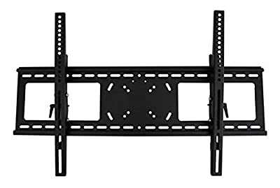 "Wall Mount World - Universal Adjustable Tilt Wall Mount Bracket fits LG 55SJ8500 55"" SUPER UHD 4K HDR Smart LED TVs, fits VESA 300x300mm hole pattern"