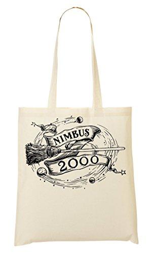 Bolsa Harry Mano Potter De Compra La Bolso 2000 Nimbus Hq61wSrqY
