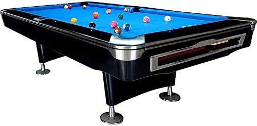 Mesa de Billar Feel Comfort Nevada 9 ft (Azul/Negro) Pool Snooker ...