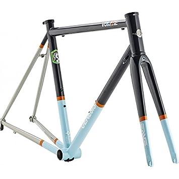 Genesis Volare 953 Mechanical Frameset Size: 58 cm, Colour: Slate ...