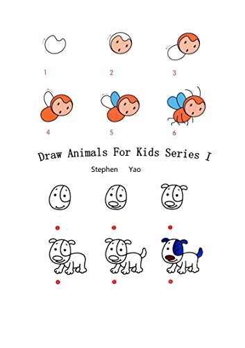 Draw Animals For Kids The Step By Step Way To Draw Elephants