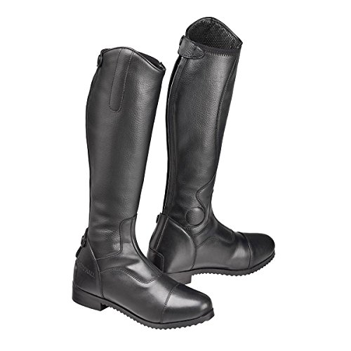 Boots Hall Riding Black Junior Edlington Harry Long 6TwO7XWq