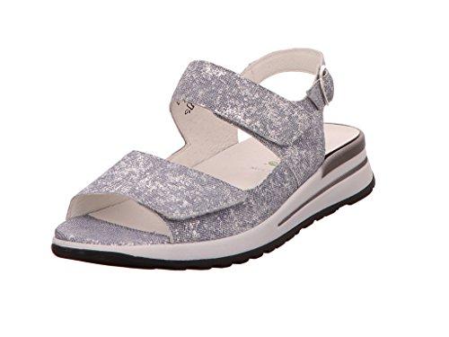 Waldläufer Women's Fashion Sandals Blue GAYKzzlZeo