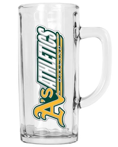 MLB Oakland Athletics 22-Ounce Optic Tankard