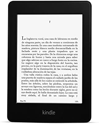 Kindle Paperwhite Reacondicionado, pantalla de 6in (15,2 cm) de ...