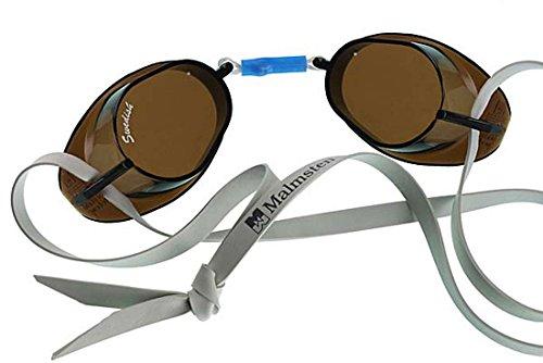 Original Swedish Goggle - Original Swedish Swim Goggles Smoke