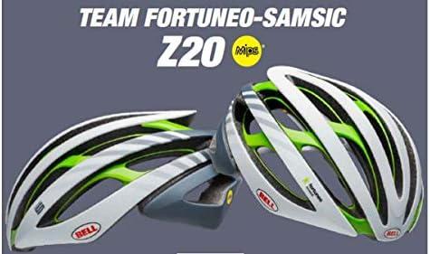 Bell Unisex - Casco de Bicicleta para Adultos Z20 MIPS Team ...