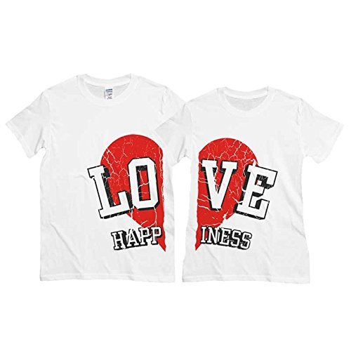 San E Loveamp; Per T Valentino Lei2 Shirt Lui Magliette Happiness CBerdxoWQE