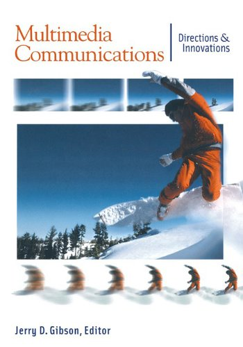 Multimedia Communications: Directions and Innovations (Communications, Networking and - Gibson Optical