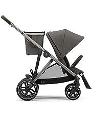 Cybex Gazelle S Single Stroller - Soho Grey