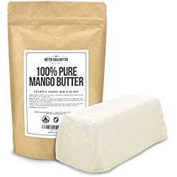 Mango Butter by Better Shea Butter, 16 oz