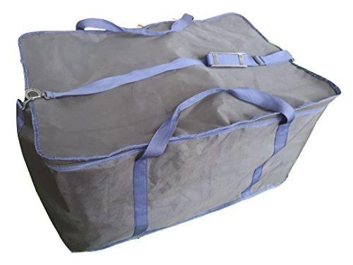 (AximodelRC RC Car Bag XXL, RC Carry Bag for 1:8/ 1:6 RC Cars incl Traxxas X Maxx / X-Maxx, E-Revo, E-Maxx. Easily Store or Transport Your RC Car in This Bag!)