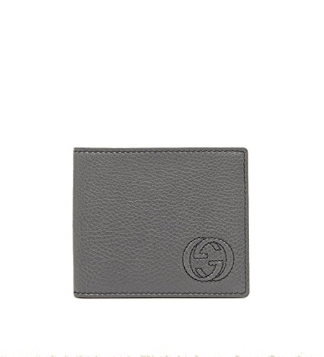 defcfa1c122 Gucci Soho Leather Bi-fold with ID Window Wallet