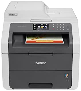 Brother Printer MFC9130CW Wireless All-In-One Color Printer with Scanner, Copier and Fax (B00C6MNP52) | Amazon Products
