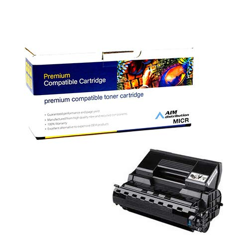 AIM Compatible MICR Replacement for Konica Minolta PagePro 5650EN Toner Cartridge (19000 Page Yield) (A0FP012) - Generic