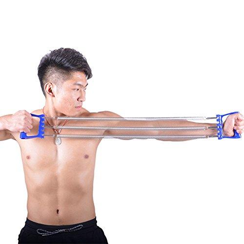 Shuanglin printemps rally men's chest expander home multi-fonction exercice détachable du muscle pectoral muscle du bras de l'équipement de conditionnement physique
