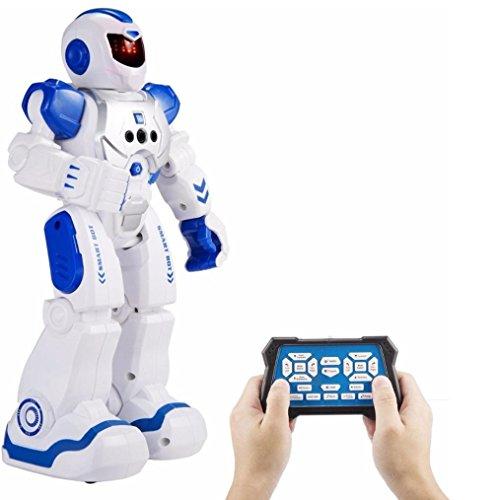 Lovely Rc De Acción Robot Zycshang Control Remoto zMVUqpGS