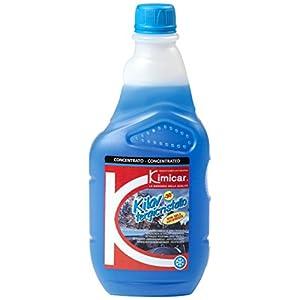 Kimicar 036T503 Kilav Liquide Lave-Glace antigel, -30°C, 500 ML, Bleu
