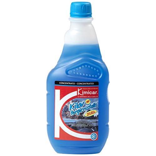 50%OFF Kimicar 036T503 Kilav Liquide lave-glace antigel, -30°C, 500 ml, Bleu