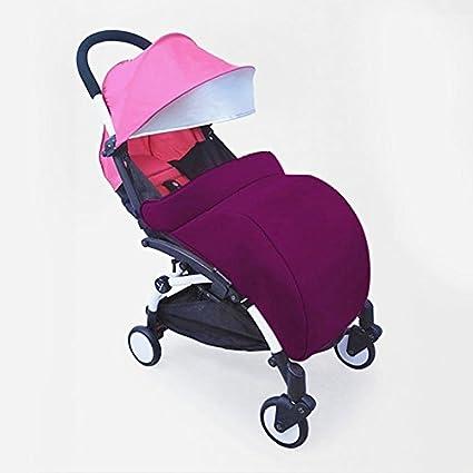 Funda para cochecito de bebé, resistente al viento, suave, para cochecito de bebé