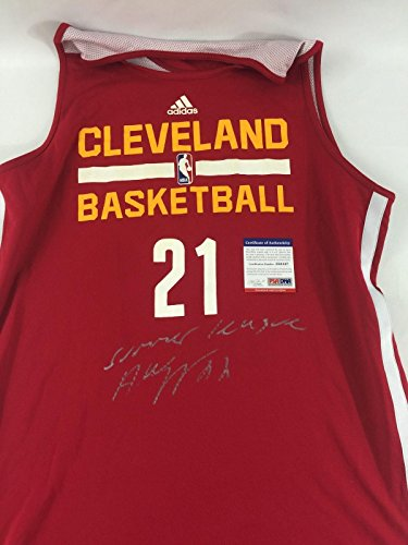 Timberwolves Andrew Wiggins Game Used Worn Signed Auto Su...